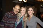 Keith Ayoob (Uncle Sam Diet), Dawn & Keri Gans (ADA Spokesperson)